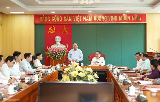 Thủ tướng thăm và làm việc tại Thái Nguyên, Bắc Kạn - 2
