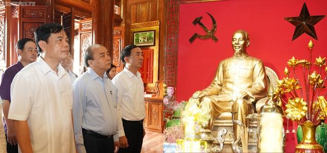 Thủ tướng thăm và làm việc tại Thái Nguyên, Bắc Kạn - 3