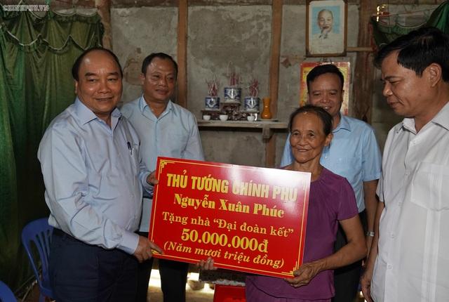 Thủ tướng thăm và làm việc tại Thái Nguyên, Bắc Kạn - 6