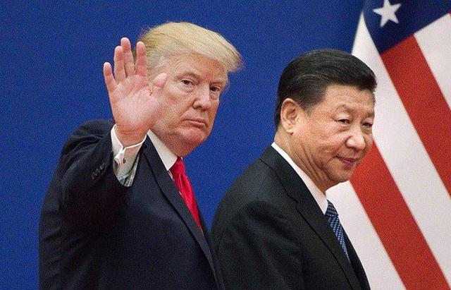 Đáp trả Bắc Kinh, ông Trump nâng thuế với hàng Trung Quốc - 1