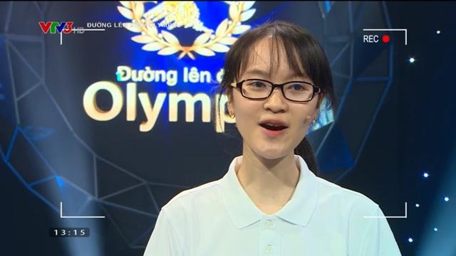 Nữ sinh hát và nhảy Kpop trong cuộc thi Tuần cuối cùng của Olympia 19 - 1