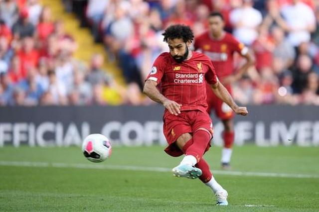 Liverpool 3-1 Arsenal: Cú đúp của Salah - 6