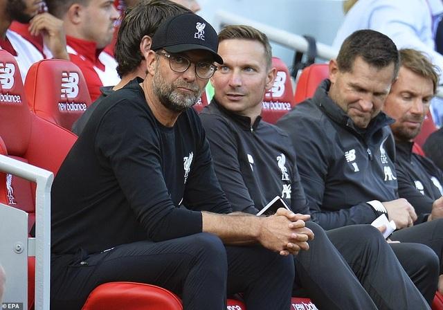 Những khoảnh khắc Liverpool hạ knock-out Arsenal ở Anfield - 3