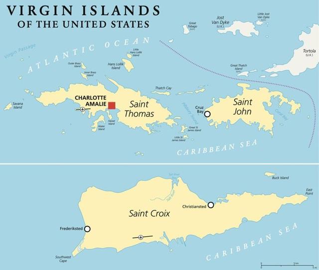 Mỹ đã mua quần đảo Virgin từ Đan Mạch như thế nào? - 2