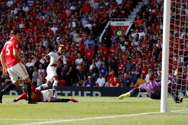 Những khoảnh khắc trong trận thua tệ hại của Man Utd trước Crystal Palace - 17