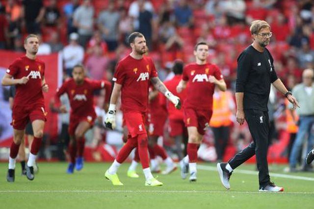 Những khoảnh khắc Liverpool hạ knock-out Arsenal ở Anfield - 2