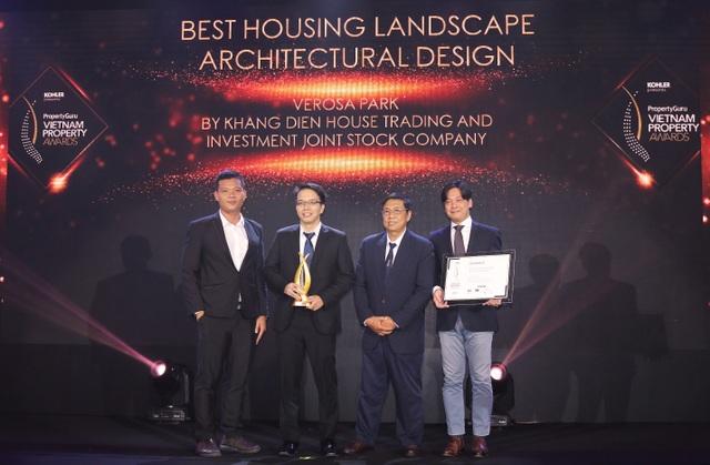 Chính thức công bố doanh nghiệp và dự án đạt giải Vietnam Property Awards 2019 - 1