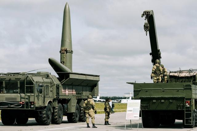 """Dàn khí tài """"khủng"""" Nga có thể dùng đáp trả Mỹ thử tên lửa hậu INF - 1"""