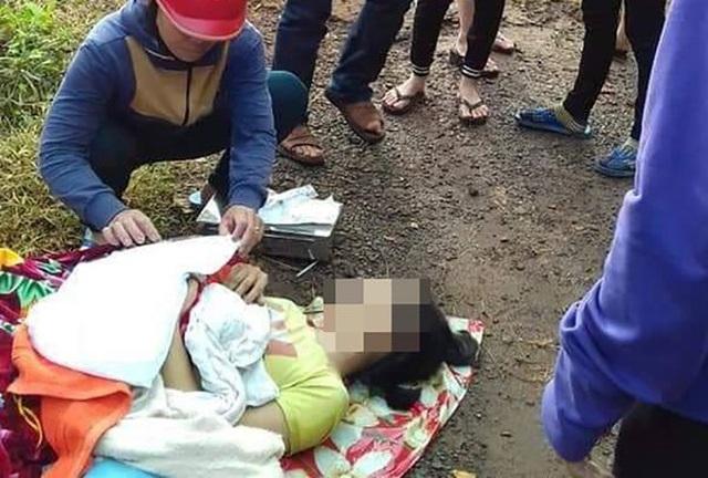 Chuyện sản phụ mất con bên vệ đường và nữ công an gây rối ở sân bay - 9