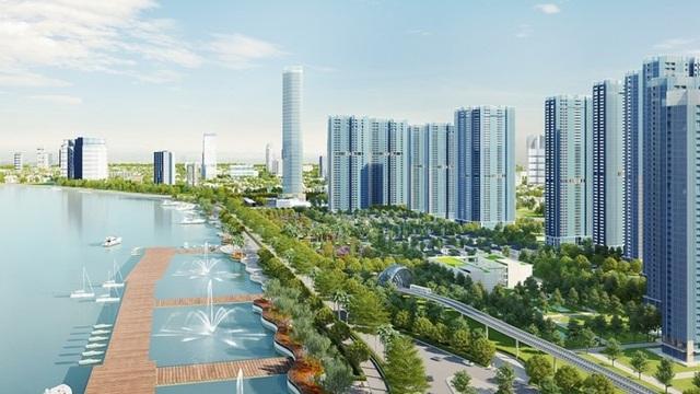 Chuyên gia: Giá trước và giá bất động sản sau dự án có thể chênh lệch tới 700 lần - 1