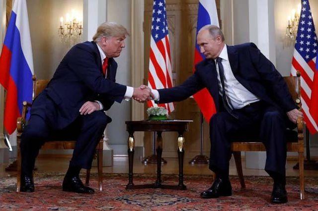 Ông Trump có thể mời ông Putin tới Mỹ dự họp G7  - 1