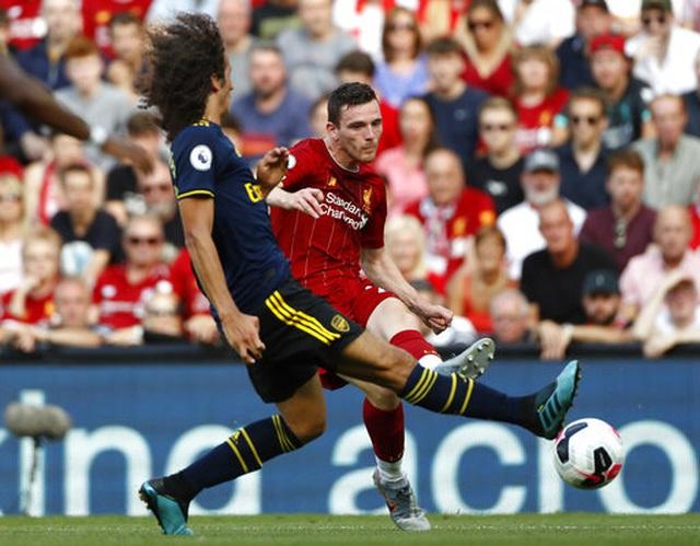 Những khoảnh khắc Liverpool hạ knock-out Arsenal ở Anfield - 5