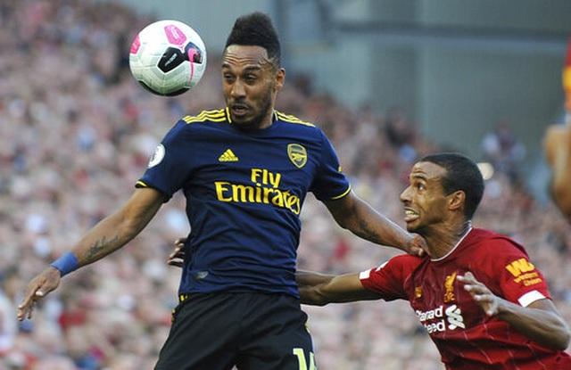 Liverpool 3-1 Arsenal: Cú đúp của Salah - 4