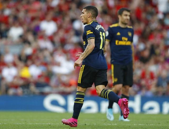Liverpool 3-1 Arsenal: Cú đúp của Salah - 9