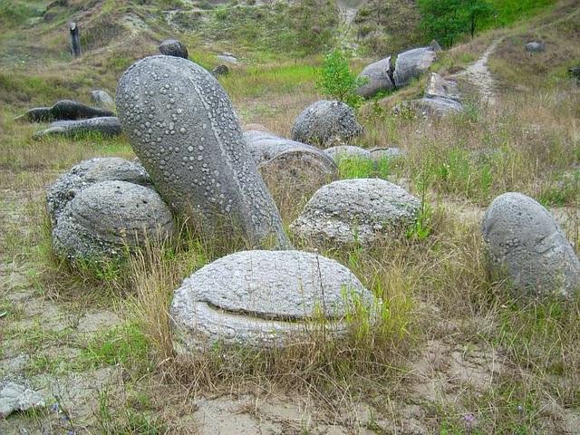 """Những tảng đá """"sống"""" biết """"mọc thêm"""" khi trời mưa và tự dịch chuyển - 4"""