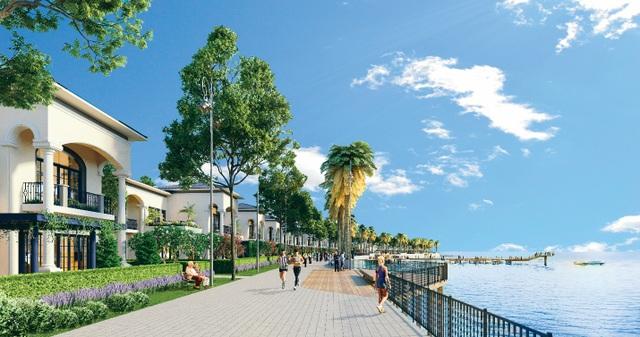 Về Hà Tiên ngắm phố Venice, săn biệt thự mặt tiền biển giá tầm trung - 1