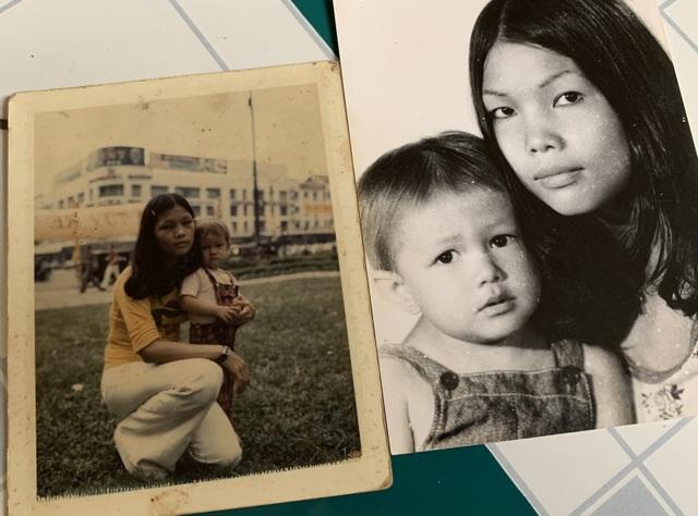 45 năm sau ngày gửi con đi Mỹ, nữ lao công trường học cạn sức tìm kiếm - 3