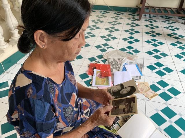 45 năm sau ngày gửi con đi Mỹ, nữ lao công trường học cạn sức tìm kiếm - 1