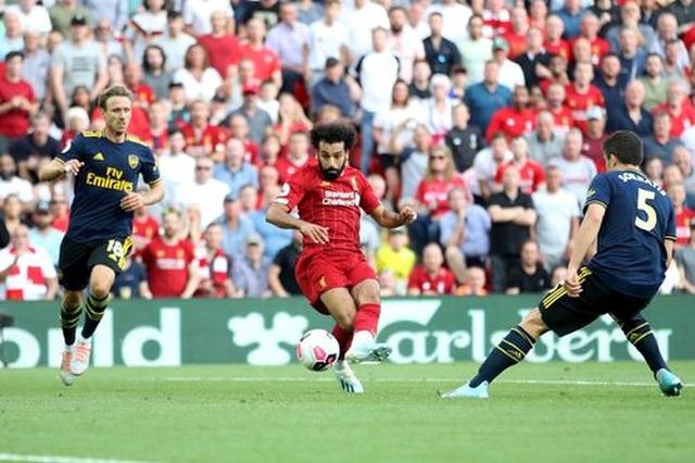 Những khoảnh khắc Liverpool hạ knock-out Arsenal ở Anfield - 16