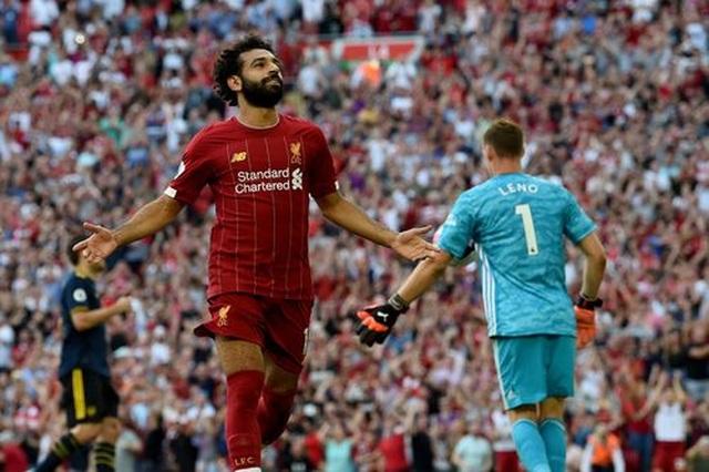 Những khoảnh khắc Liverpool hạ knock-out Arsenal ở Anfield - 17