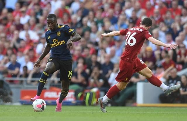 Những khoảnh khắc Liverpool hạ knock-out Arsenal ở Anfield - 8