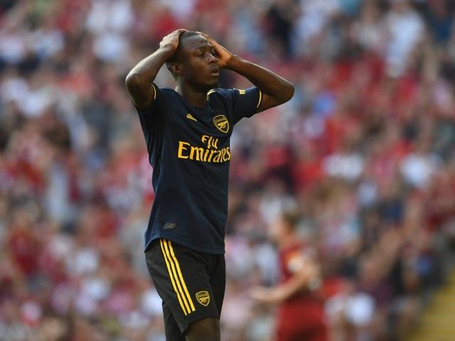 Những khoảnh khắc Liverpool hạ knock-out Arsenal ở Anfield - 9