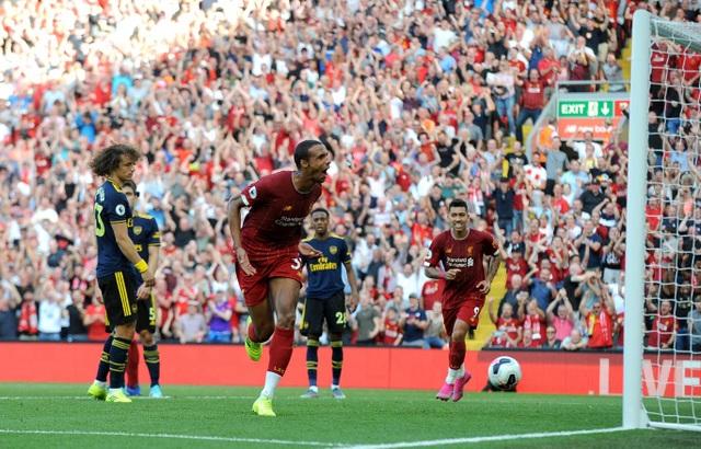 Những khoảnh khắc Liverpool hạ knock-out Arsenal ở Anfield - 12