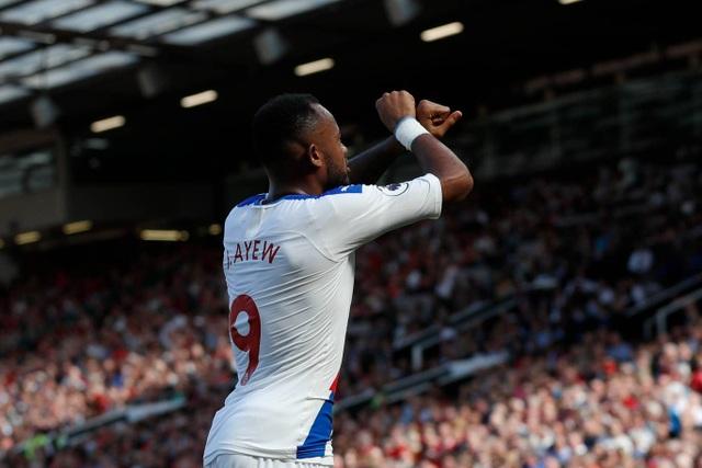 Những khoảnh khắc trong trận thua tệ hại của Man Utd trước Crystal Palace - 7