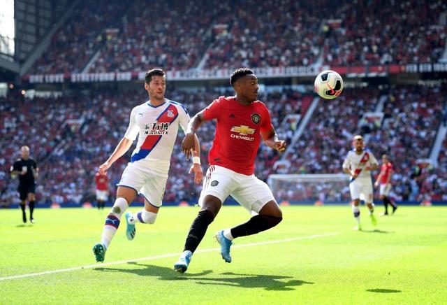 Những khoảnh khắc trong trận thua tệ hại của Man Utd trước Crystal Palace - 9