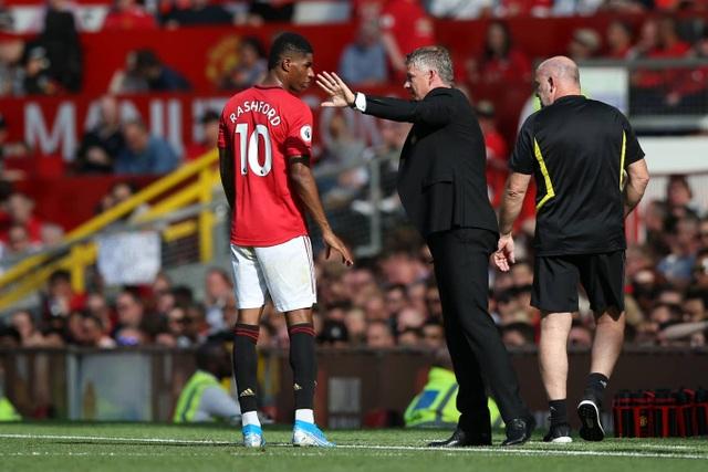 Những khoảnh khắc trong trận thua tệ hại của Man Utd trước Crystal Palace - 11