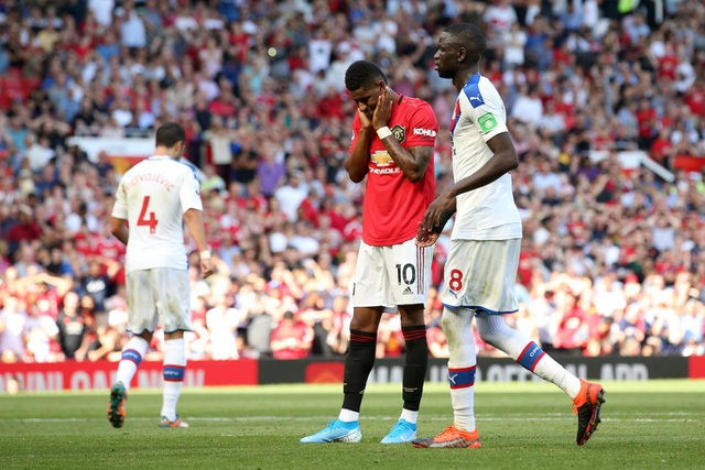 Những khoảnh khắc trong trận thua tệ hại của Man Utd trước Crystal Palace - 13