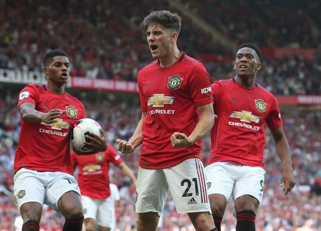 Những khoảnh khắc trong trận thua tệ hại của Man Utd trước Crystal Palace - 16