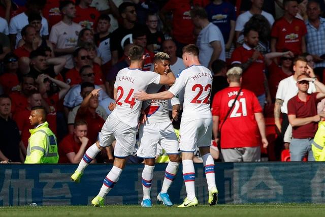 Những khoảnh khắc trong trận thua tệ hại của Man Utd trước Crystal Palace - 19
