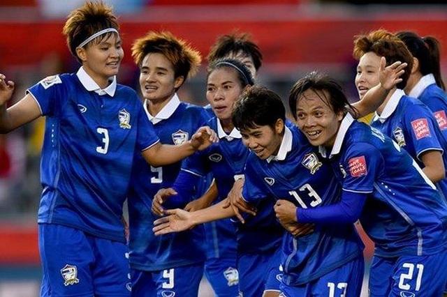 Đội tuyển nữ Việt Nam gặp Thái Lan ở chung kết giải Đông Nam Á - 1
