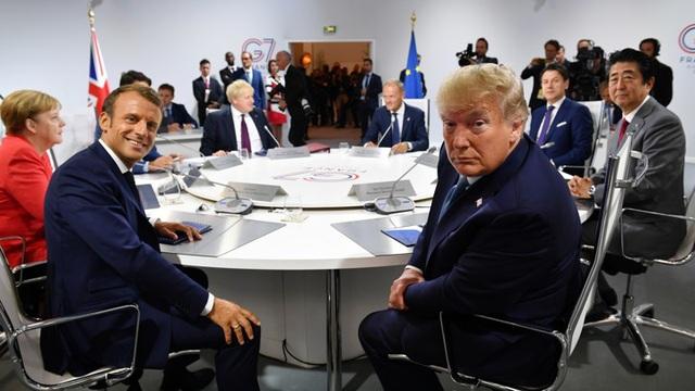 Thượng đỉnh G7: Bằng mặt chưa bằng lòng - 1