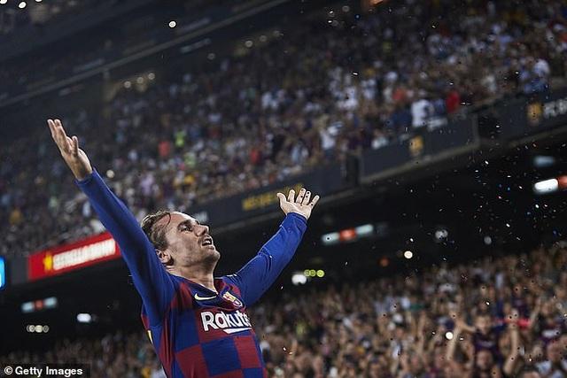 Barcelona 5-2 Betis: Cú đúp của Griezmann - 2