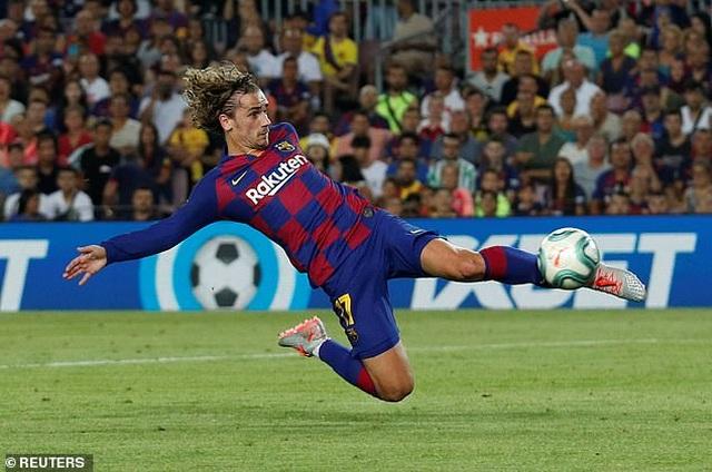 Barcelona 5-2 Betis: Cú đúp của Griezmann - 4