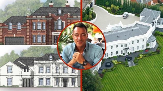 Không chỉ là một huyền thoại bóng đá, John Terry còn là một ông trùm đầu tư bất động sản  - 1