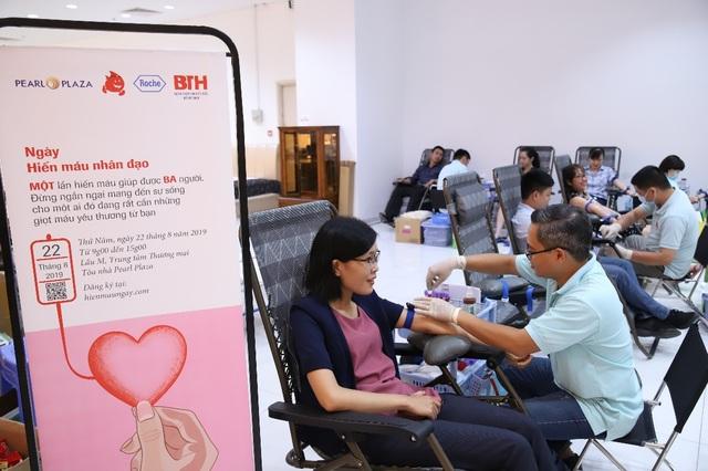 Roche tích cực đóng góp cho hoạt động hiến máu và sàng lọc máu tại Việt Nam - 3