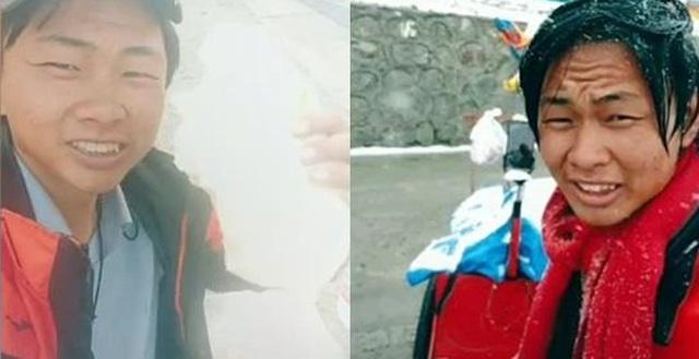 Chàng trai 20 tuổi đi bộ từ Trung Quốc tới 27 tỉnh thành ở Việt Nam - 1