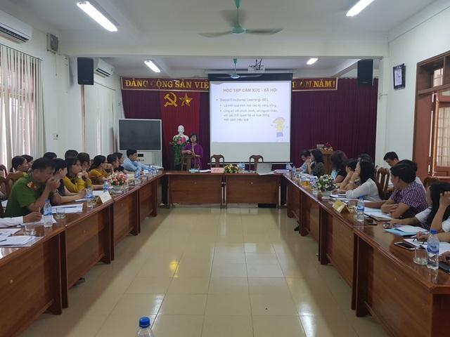 Quảng Trị: Đưa chương trình giáo dục kỹ năng sống dạy cho học sinh tiểu học - 2