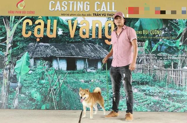"""Nhà sản xuất lên tiếng khi bị phản đối việc chọn chó Nhật đóng phim """"Cậu Vàng"""" - 5"""