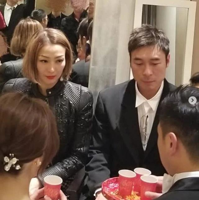 Hứa Chí An nỗ lực hàn gắn với Trịnh Tú Văn sau scandal ngoại tình - 1