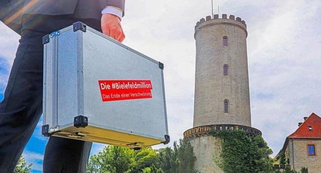 Thành phố treo giải 1 triệu Euro cho ai có thể chứng minh nó không tồn tại - 1
