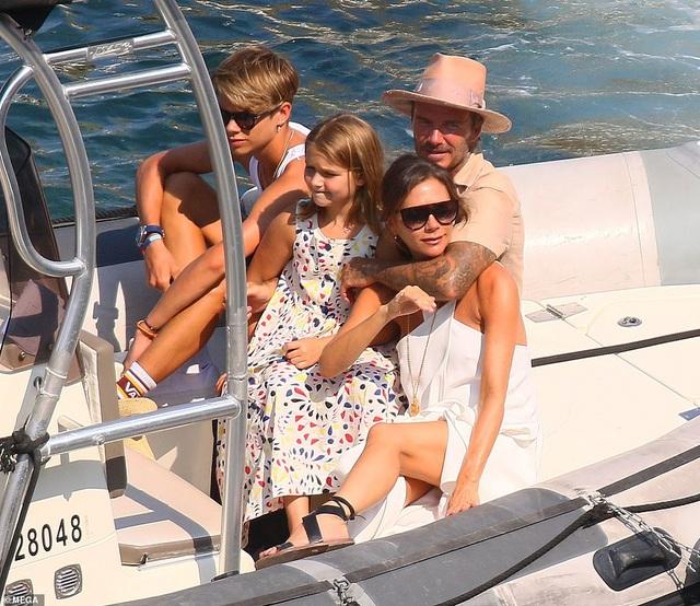 Ngưỡng mộ với hạnh phúc của gia đình David Beckham - 7