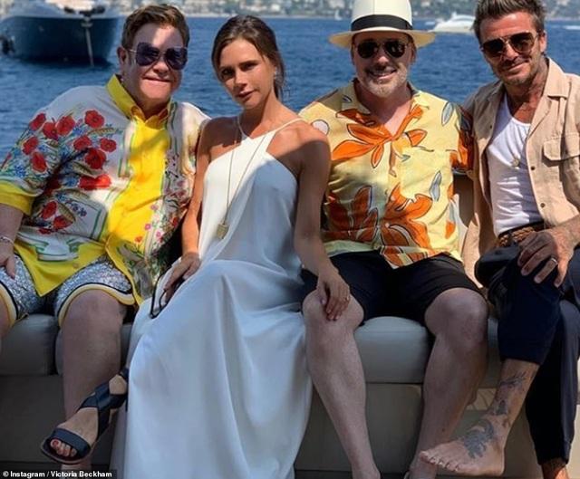 Ngưỡng mộ với hạnh phúc của gia đình David Beckham - 16