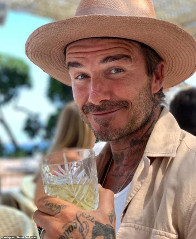 Ngưỡng mộ với hạnh phúc của gia đình David Beckham - 12