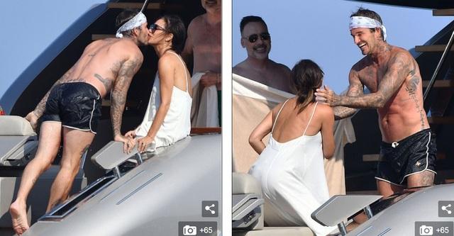 Ngưỡng mộ với hạnh phúc của gia đình David Beckham - 5
