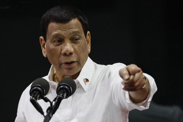 Tổng thống Philippines nêu phán quyết Biển Đông bất chấp phản ứng của Trung Quốc - 1