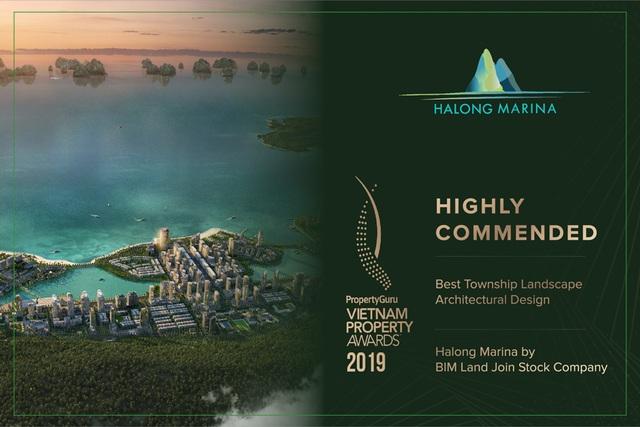 BIM Land liên tiếp nhận giải thưởng lớn trong lĩnh vực bất động sản năm 2019 - 2